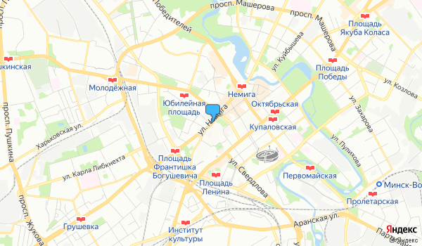 Офис Актам на карте