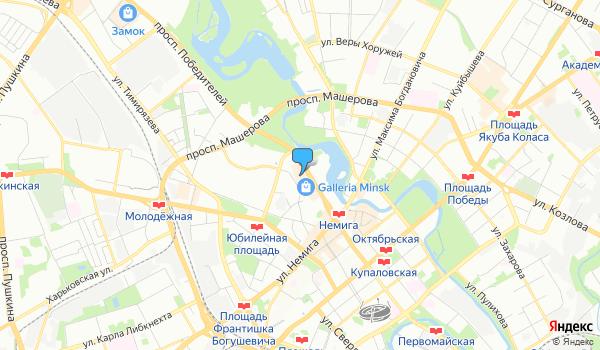 Офис Тайм Вояж на карте