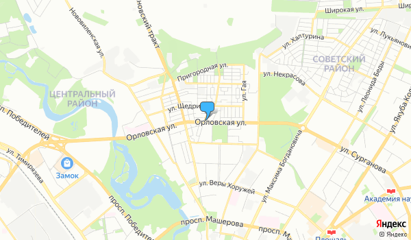 Офис АстраТурсТри на карте