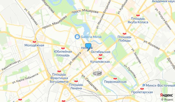 Офис ТурТрансРу на карте