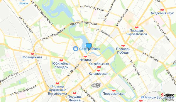 Офис Престиж Аква Тур на карте