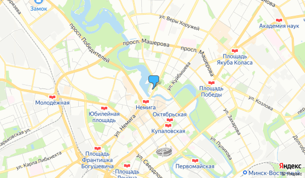 Офис Академия отдыха на карте