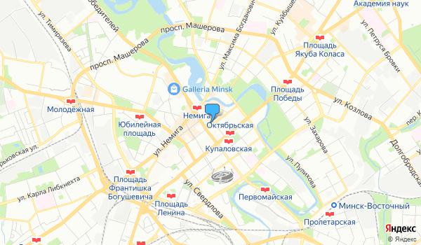 Офис Дизайнер путешествий на карте