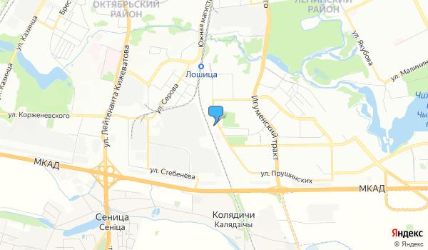 Офис Билдсервис на карте