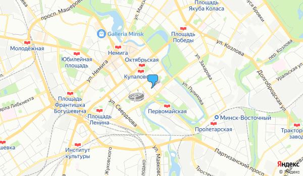 Офис Солвекс на карте