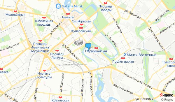 Офис Сонит на карте