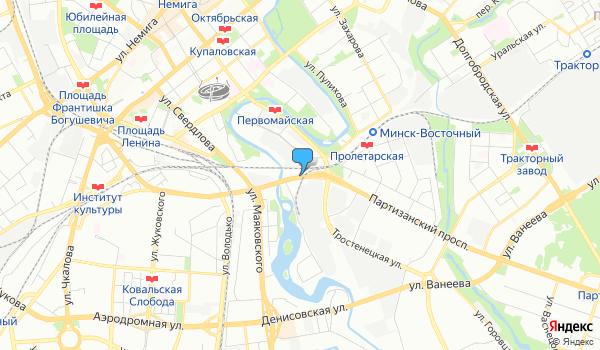Офис Загорай Трэвел на карте