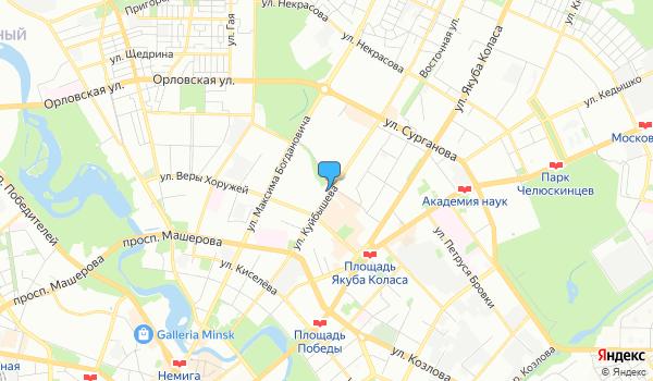 Офис СтарЛюксТур на карте