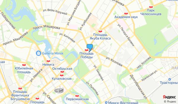 Офис АнитаВу на карте