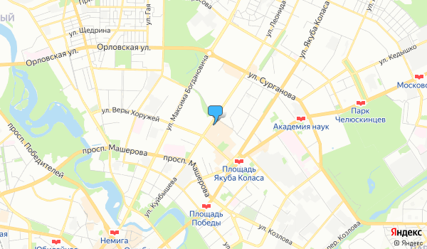 Офис Скайли на карте
