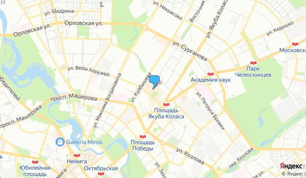 Офис Интотем на карте