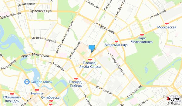 Офис Апельсин-тур на карте