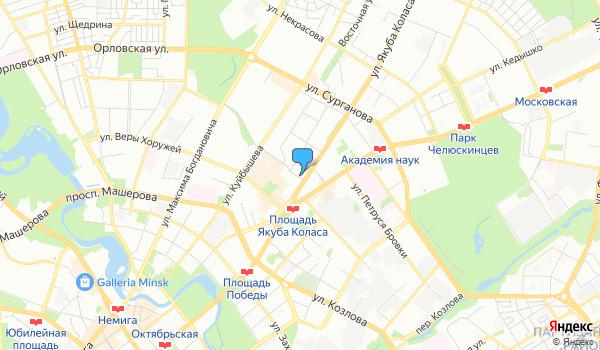 Офис Арент-тур на карте