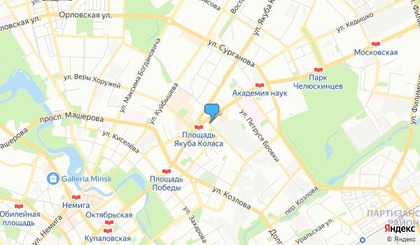 Офис Флагман Тревел на карте