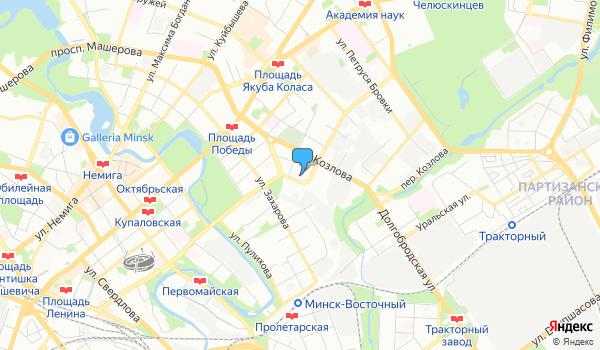 Офис Данко Трэвел Компани на карте
