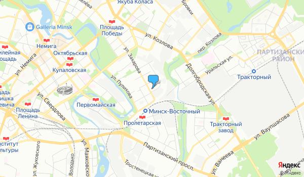 Офис Эверест на карте