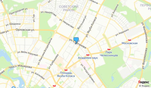 Офис Лентяй на карте
