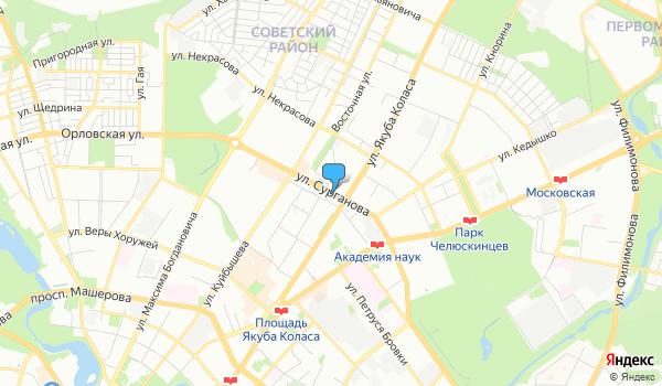 Офис ИриАнна на карте