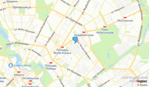 Офис Эль Мундо на карте