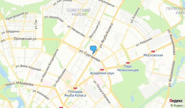Офис На море на карте