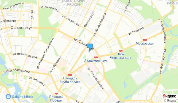 Офис Твой тур на карте