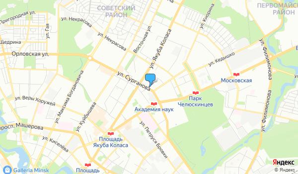 Офис Вечерний бриз на карте