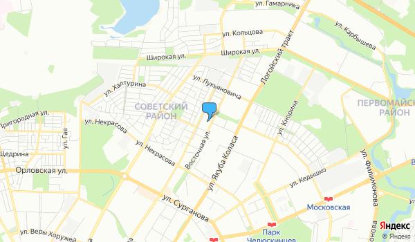 Офис ВизаТрэвел на карте