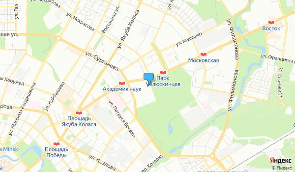 Офис Ньюс Трэвэл на карте