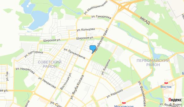 Офис ТрэвэлХаус на карте
