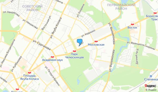 Офис Авалон-Тур на карте