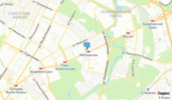 Офис ГелиусТур на карте