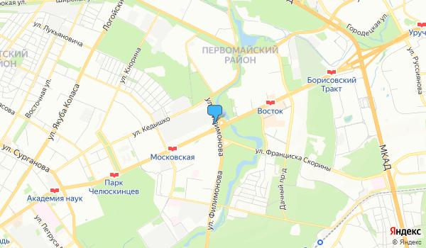 Офис Оранжет на карте