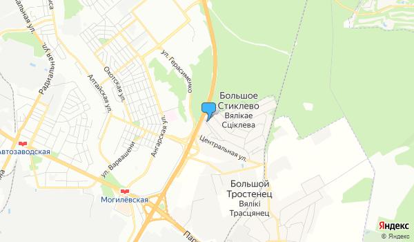 Офис ВисерАвто на карте