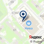 Компания Автозапчасти ВАЗ на карте