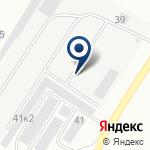 Компания Мастерская кузовного ремонта на карте