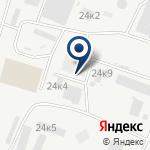 Компания САВВА-П на карте