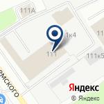 Компания Апекс-Авто, ЗАО на карте