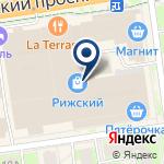 Компания Вираж-Auto на карте