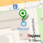 Местоположение компании Контакт-Сервис