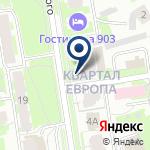 Компания ZIP CAR на карте