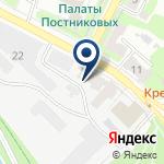 Компания АВТО-Макси на карте