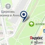 Компания Автоблеск на карте