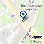 Компания ПСКОВСОЮЗСПАС на карте