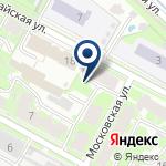 Компания Псковская эвакуация на карте