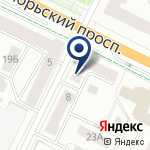 Компания Псковская служба эвакуации на карте
