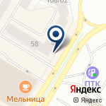 Компания Avtomarket60.ru на карте