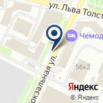 Компания Bitstop на карте