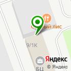 Местоположение компании ЭКОСПАС
