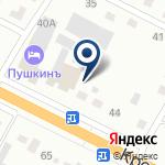 Компания Автоудача на карте