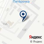 Компания Бумер на карте